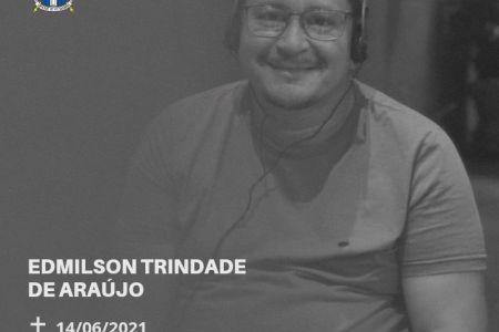 Nota de Pesar - Edmilson Trindade de Araújo