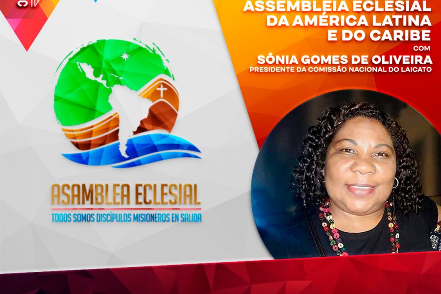 Diocese de Guarabira realizou Live sobre a Assembleia Eclesial da América Latina e Caribe